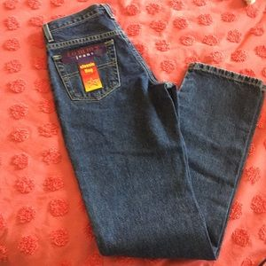 """Tommy Jeans 1/34  10""""rise.  Vintage NWT"""